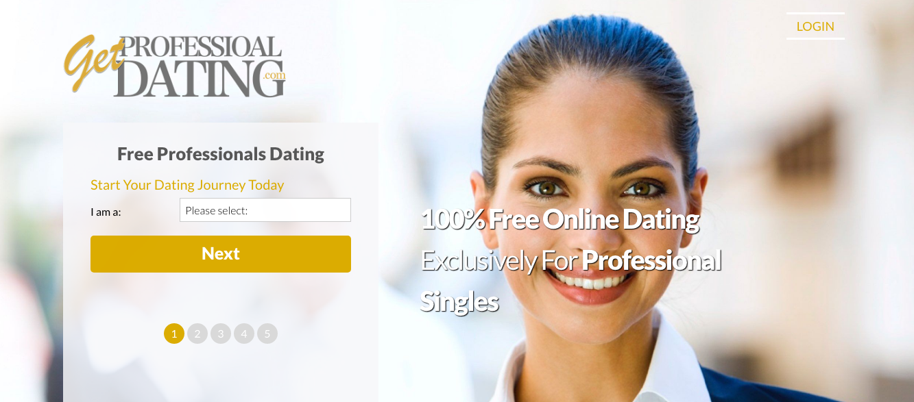 Get Professional Dating
