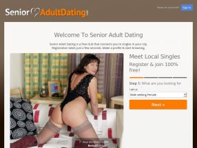 Senior Adult Dating