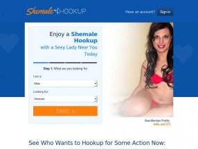 Shemale Hookup