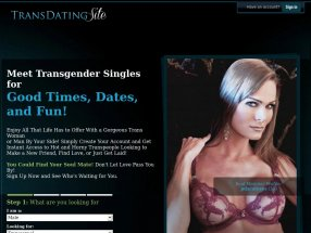Trans Dating Site