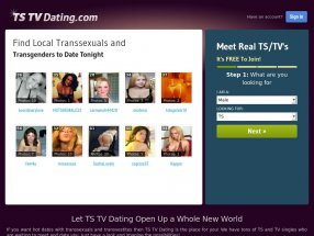 TS TV Dating