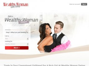 Wealthy Woman Dating