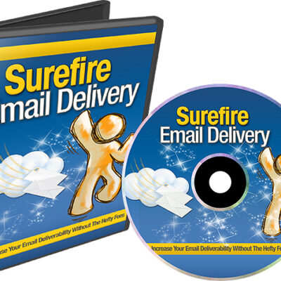 Cover Surefire Email Delivery Part 1