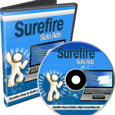Covers Surefire Solo Ads