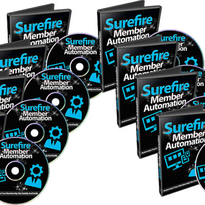 Cover Surefire Member Automation Video Series