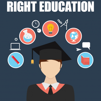 Cover of The Right Education