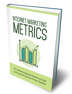 Cover Internet Marketing Metrics