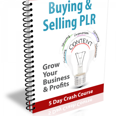 cover Buying and Selling PLR