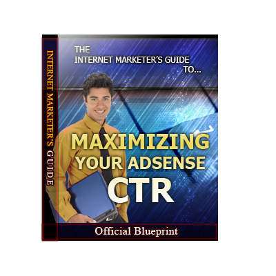 Cover Maximize Your Adsense CTR