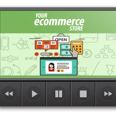 Cover Your eCommerce Store Video Updrade