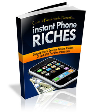 Cover Instant Phone to Riches