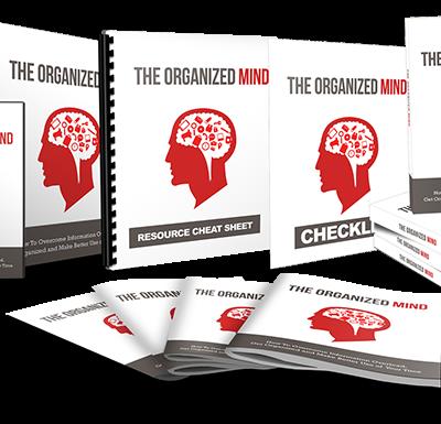 The Organized Mind Upgrade training