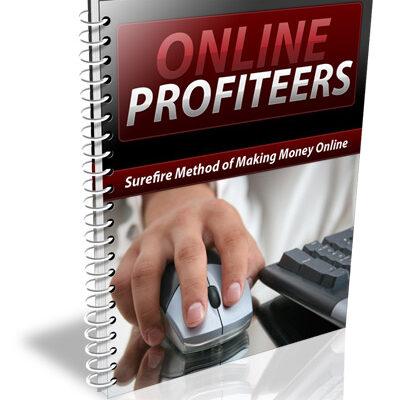 Training Online Profiteers