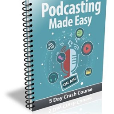 Cover Podcasting Made Easy