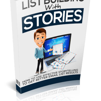 Product offering on list building
