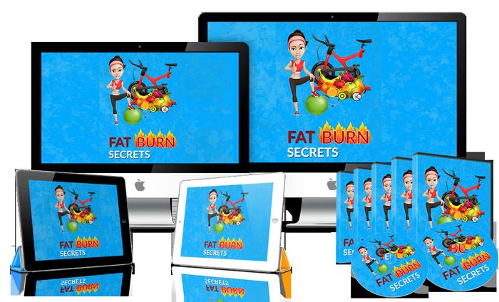 Training Fat Burn Secrets Pro