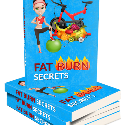 Training Cover Fat Burn Secrets