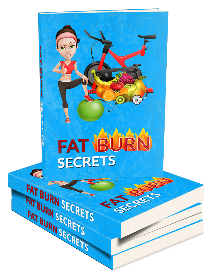 Training Cover Fat Burn Secrets