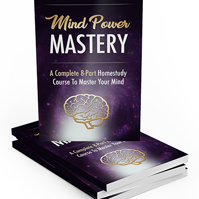 Cover for Mind Power Mastery Course