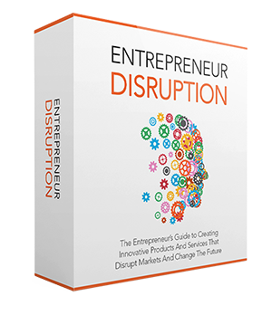 Cover Entrepreneur Disruption