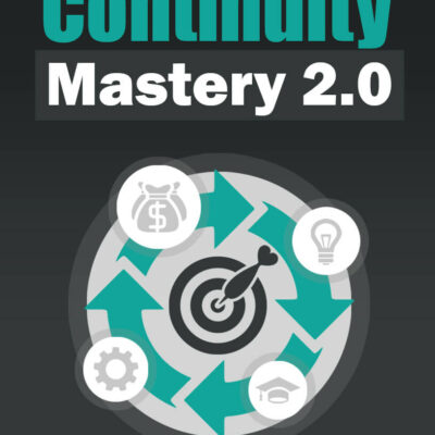 Cover for Continuity Mastery Training