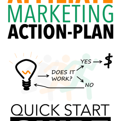 Cover Affiliate Marketing Plan