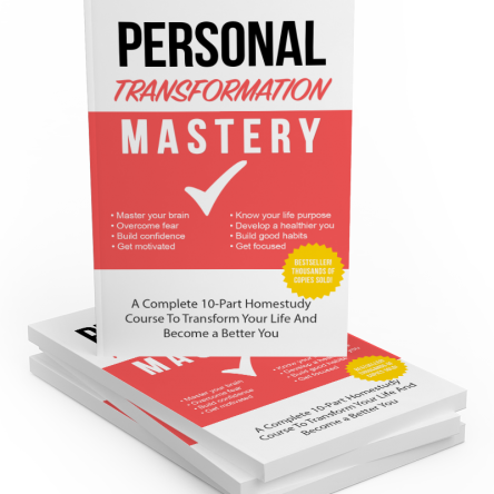 Personal Transformation Mastery Training