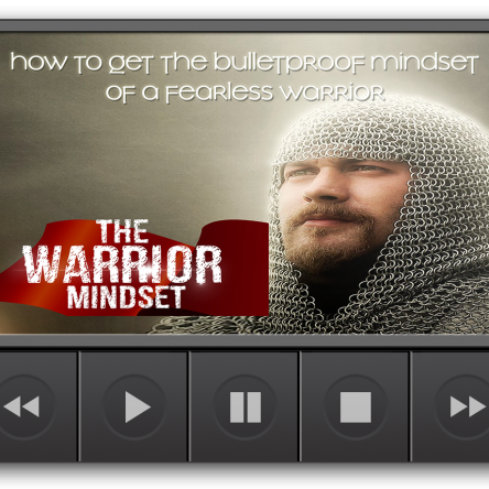 Warrior Mindset Training Video Upgrade