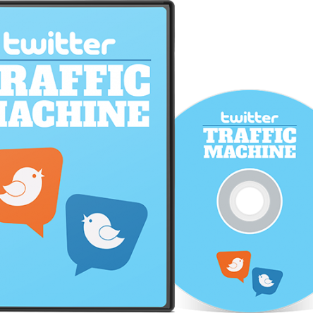 Twitter Traffic Machine Video Training Series