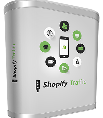 Cover Shopify Traffic Training Video Series