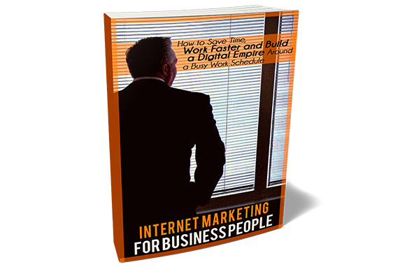 cover Internet Marketing For Business People