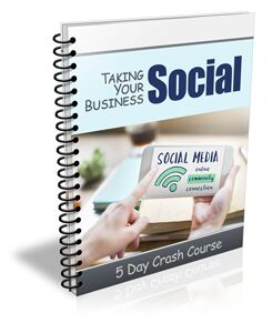 cover Taking Your Business Social