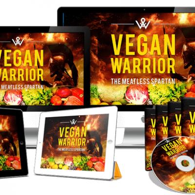 Cover Vegan Warrior PRO Video Upgrade