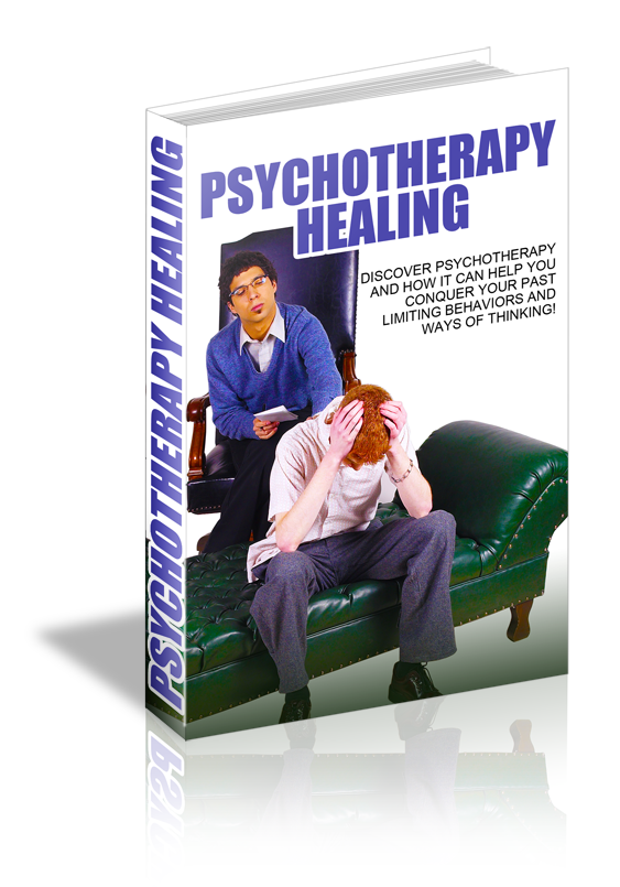 cover Psychotherapy Healing