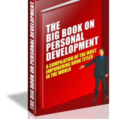 cover Big Book On Personal Development
