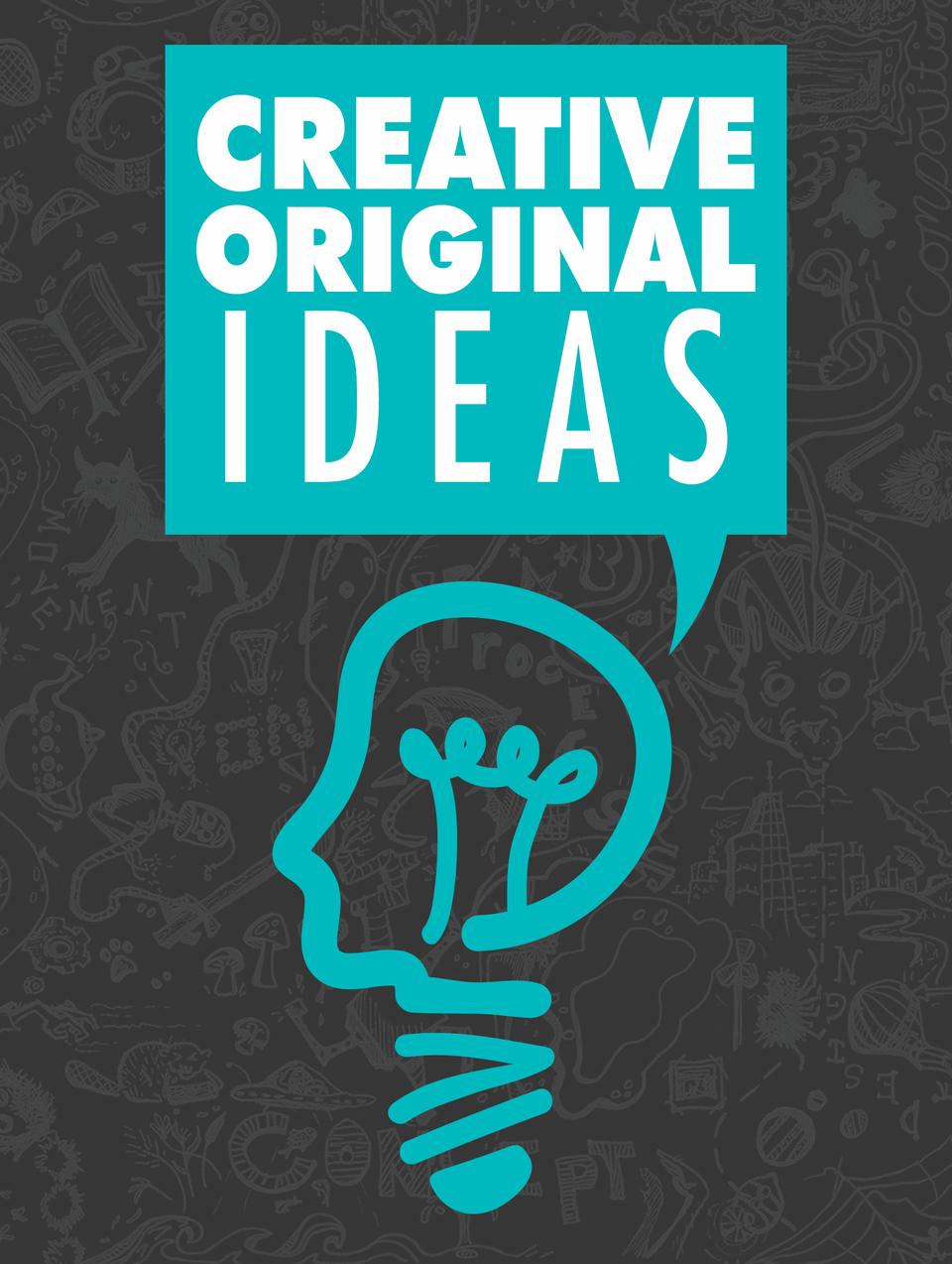cover Creative Original Ideas