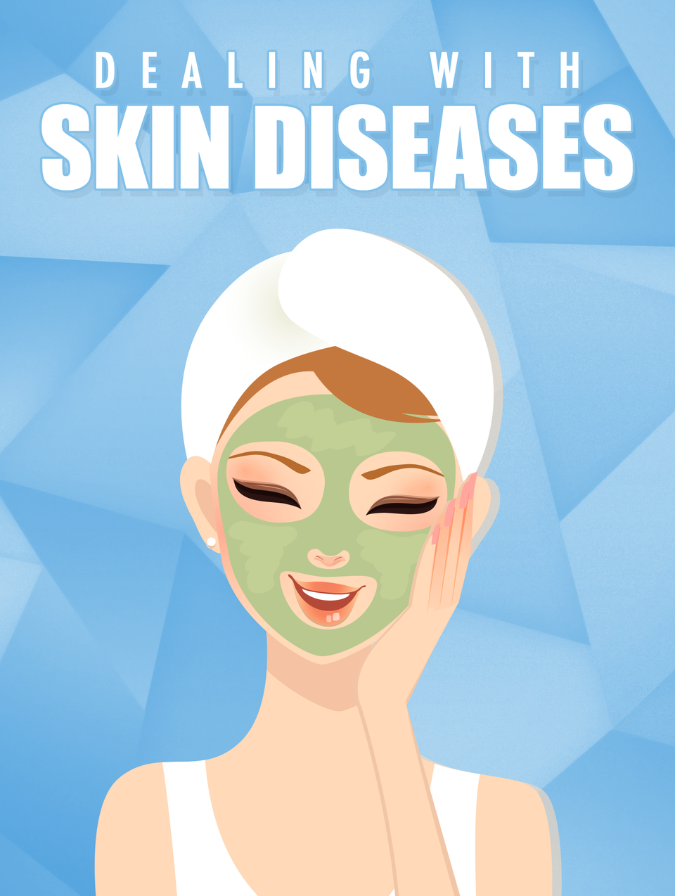 Cover Dealing With Skin Diseases