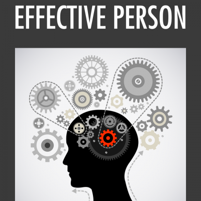 cover Be A More Effective Person