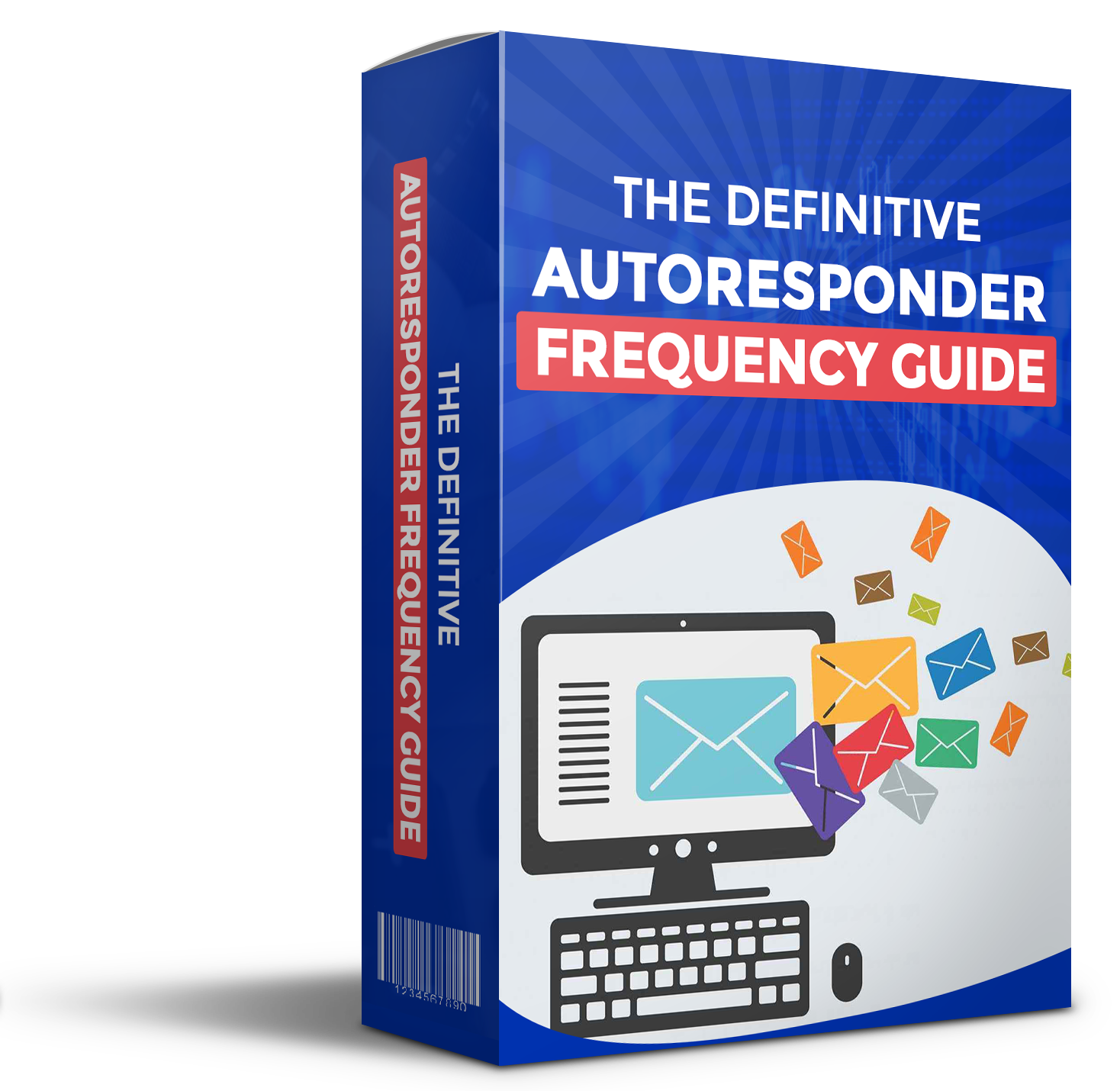 Cover The Definitive Autoresponder Frequency Guide
