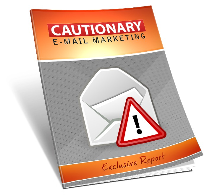 cover cautionary email marketing training