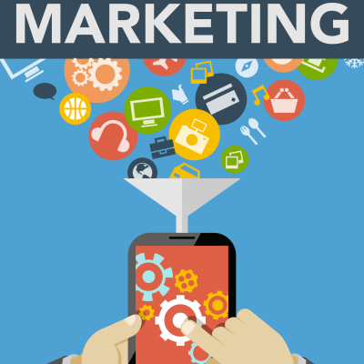 Cover Mobile App Marketing