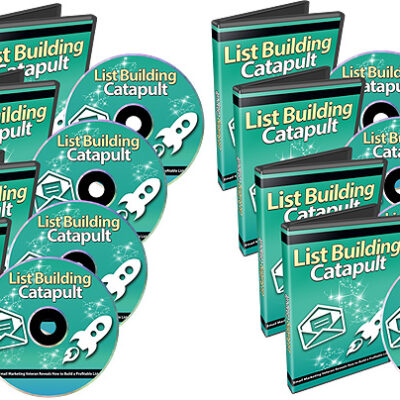 List Building Catapult Training Part 2