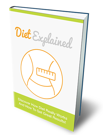 Diet eBook and package