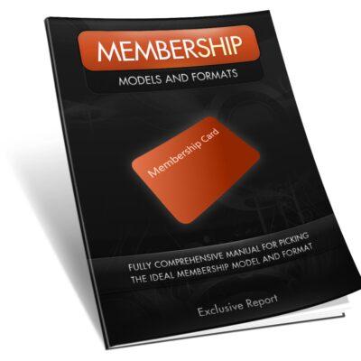 Cover Membership Models and Formats