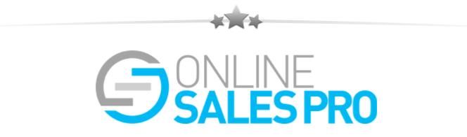 Best Review Of Online Sales Pro – Launch Week!