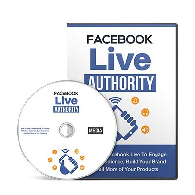 Cover Facebook Live Authority Gold Video Upgrade