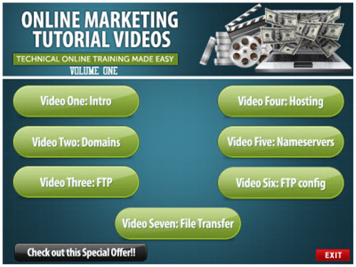 Online Marketing Training Course