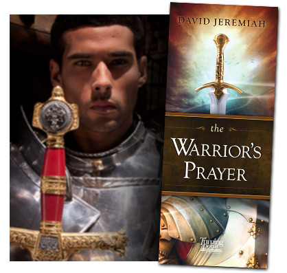 The Warrior's Prayer - Request Your Bookmark Today!