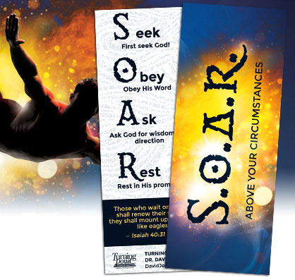 SOAR! - Request Your Bookmark Today!