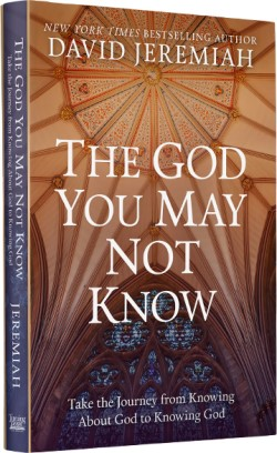 The God You May Not Know hardback book